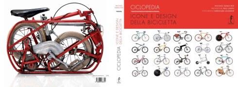 copertina del libro Ciclopedia, publicato da L'Ippocampo