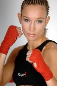 la più bella praticante di Kickboxing