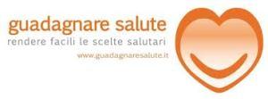 Il logo del programma Guadagnare salute.